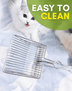 Easy Cat Litter Shovel