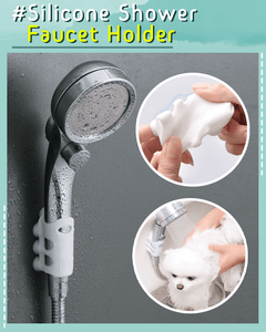 Silicone Shower Faucet Holder