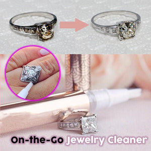 On-the-Go Jewelry Cleaner