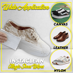 InstaClean Magic Shoes Wipes