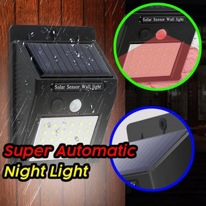 Super Automatic Night Light