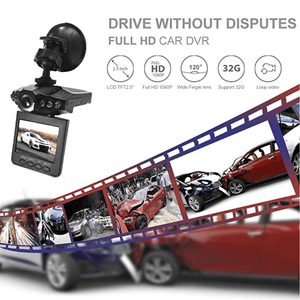 HD Car DV Recorder