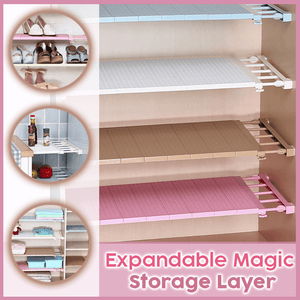 Expandable Magic Storage Layer
