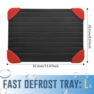 ThawFro™ Quick Defrosting Tray