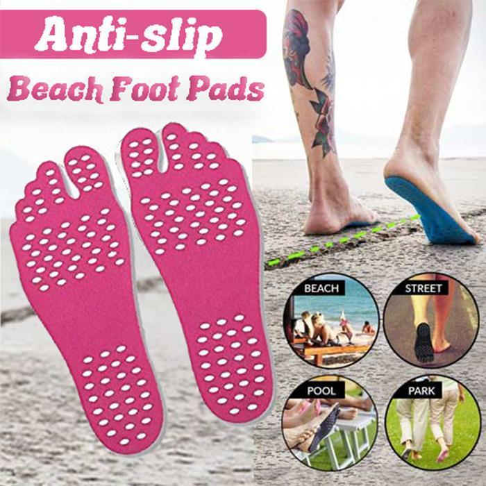 Anti-slip Beach Foot Pads