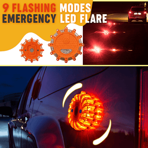 9-in-1 Emergency LED Flare