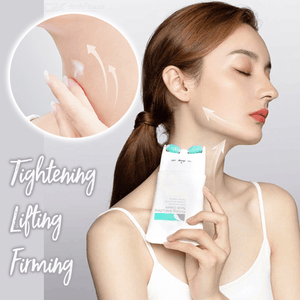 2-in-1 Anti-aging Neck Cream Massage Roller
