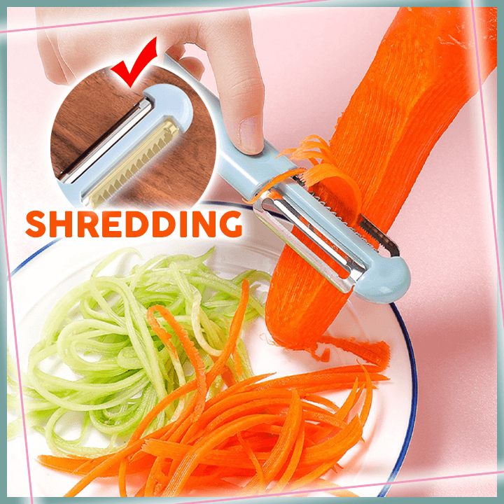 Handy 3-in-1 Knife Peeler