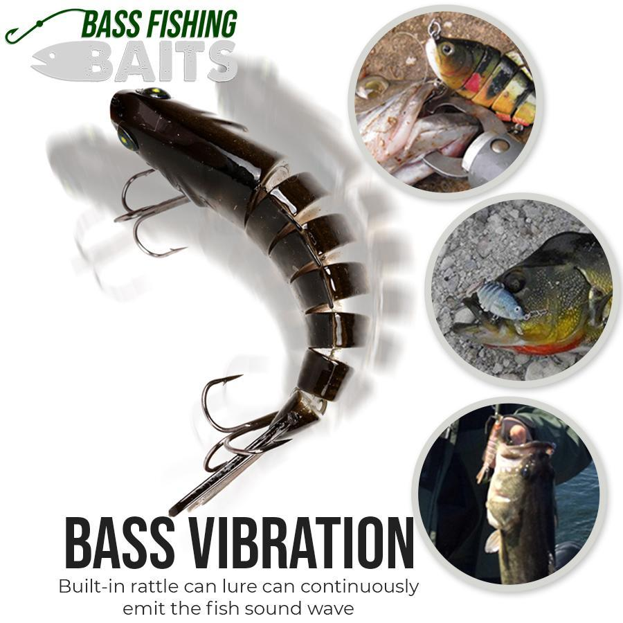 Bass Smasher Swimbaits