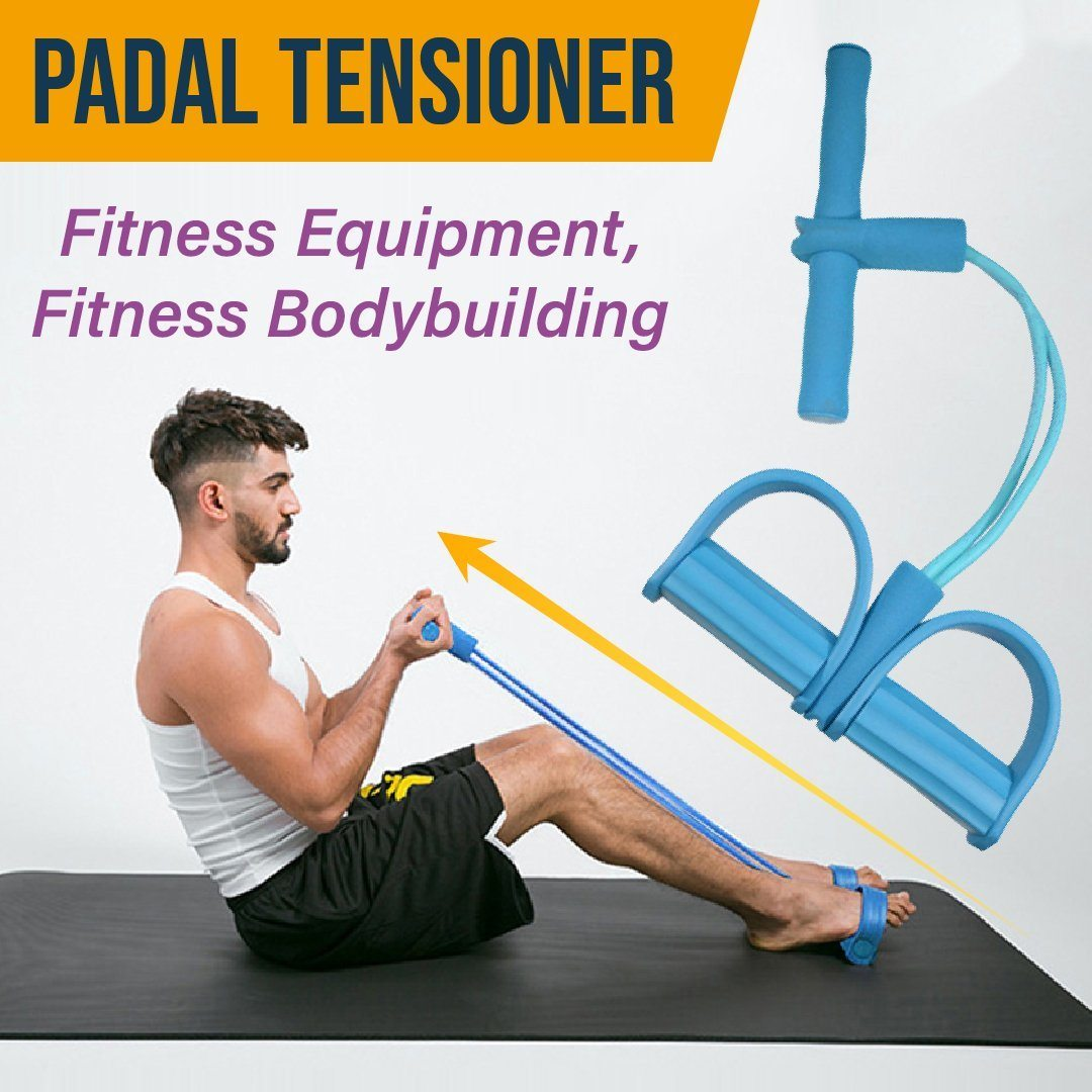Foot Pedal Resistance Bands