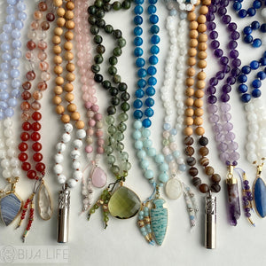 Gemstone Malas