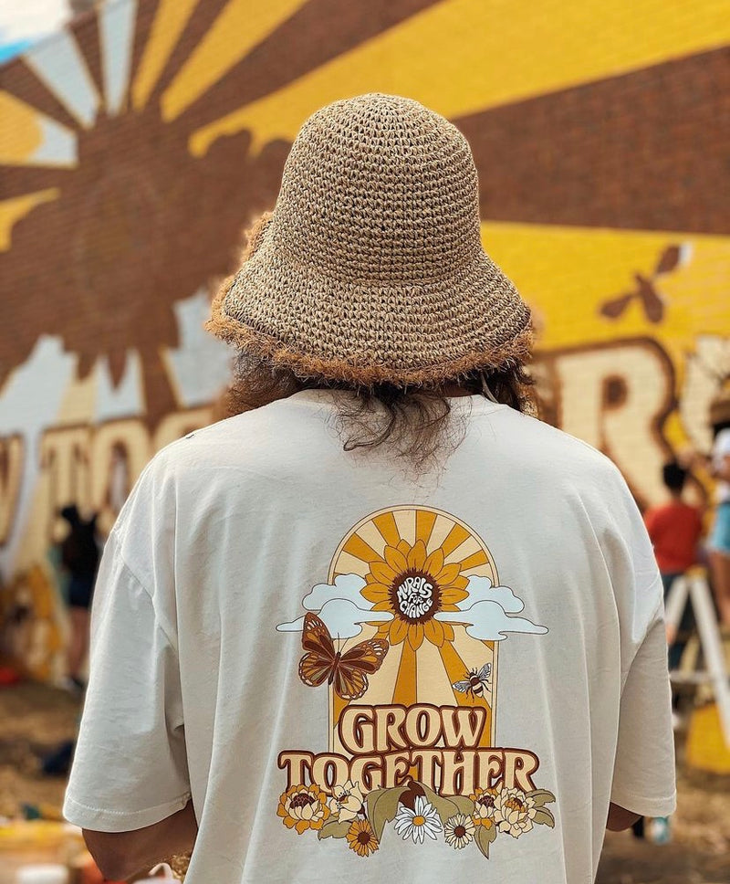 Grow Together ~ Natty Tee