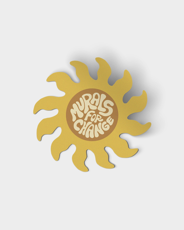 Sunflower ~ Supporter Sticker