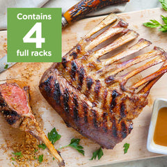 Lamb Rack Party Pack