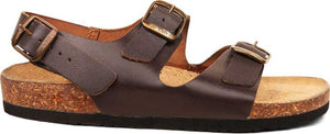Bata  Men Brown Casual Sandal