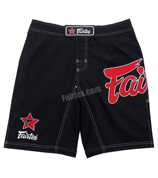 Fairtex MMA Board Shorts - Black