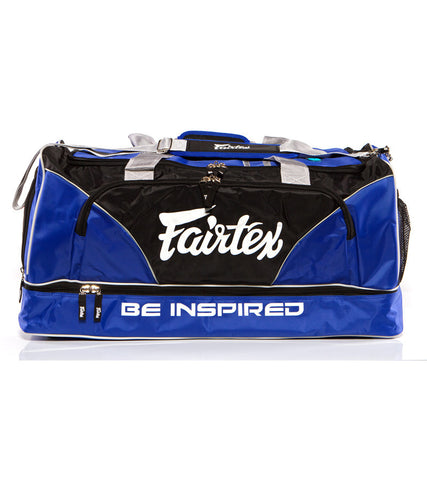 Fairtex Gym Bag - Blue/Black