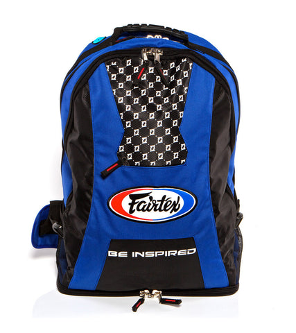 BAG4 Fairtex Back Pack - Blue