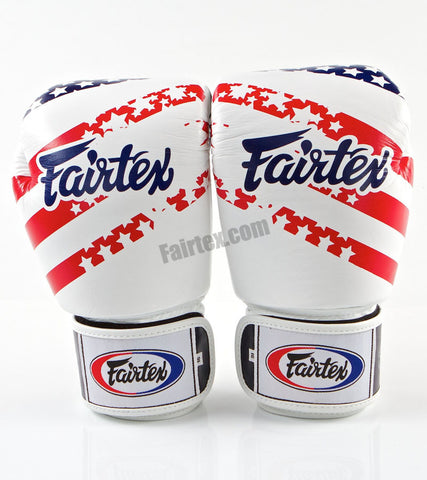 American Flag Universal Muay Thai Gloves
