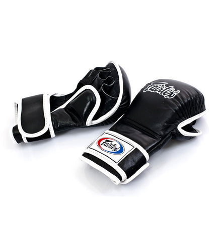 FGV15 MMA Sparring Gloves Black
