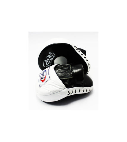 Ultimate Contoured Focus Mitts - Black/White