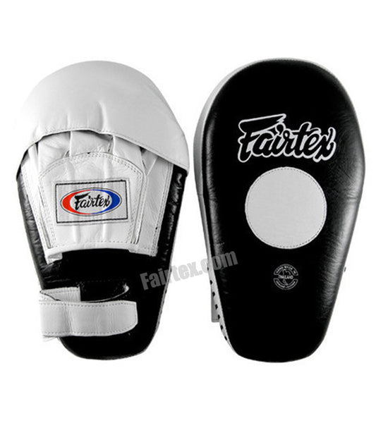 Pro Angular Focus Mitts - Black/White