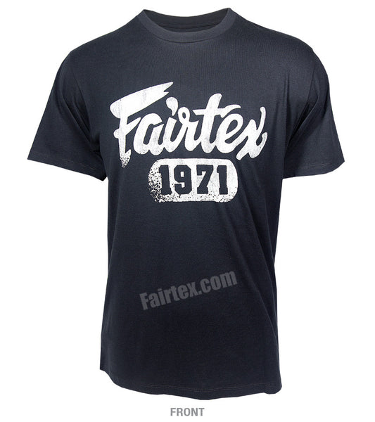 Fairtex Gym T-Shirt Black