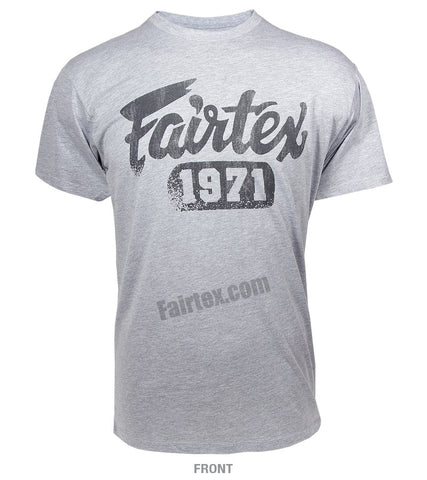 Fairtex Gym T-Shirt Heather
