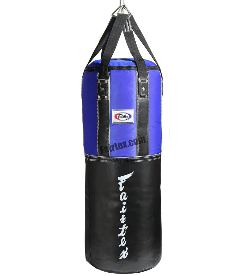 Extra-Large Heavy Bag - Black/Blue