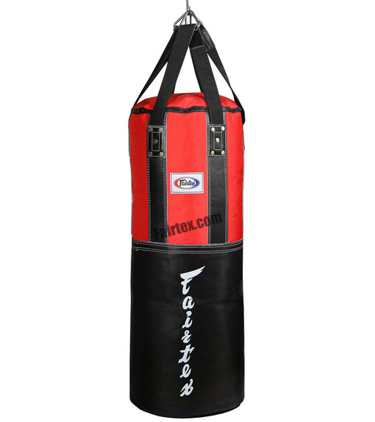 Extra-Large Heavy Bag - Black/Red