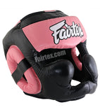 Extra Vision Head Guard - Pink/Black