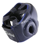 Full Coverage Style Head Guard - Blue