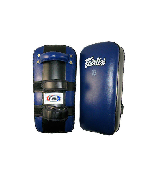 Original Thai Kick Pads - Blue/Black