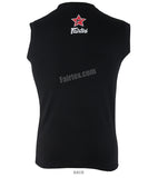 Fairtex Be Inspired Sleeveless Black Shirt
