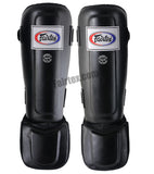 Fairtex Pro Style In-Step Double Padded Muay Thai Shin Guards