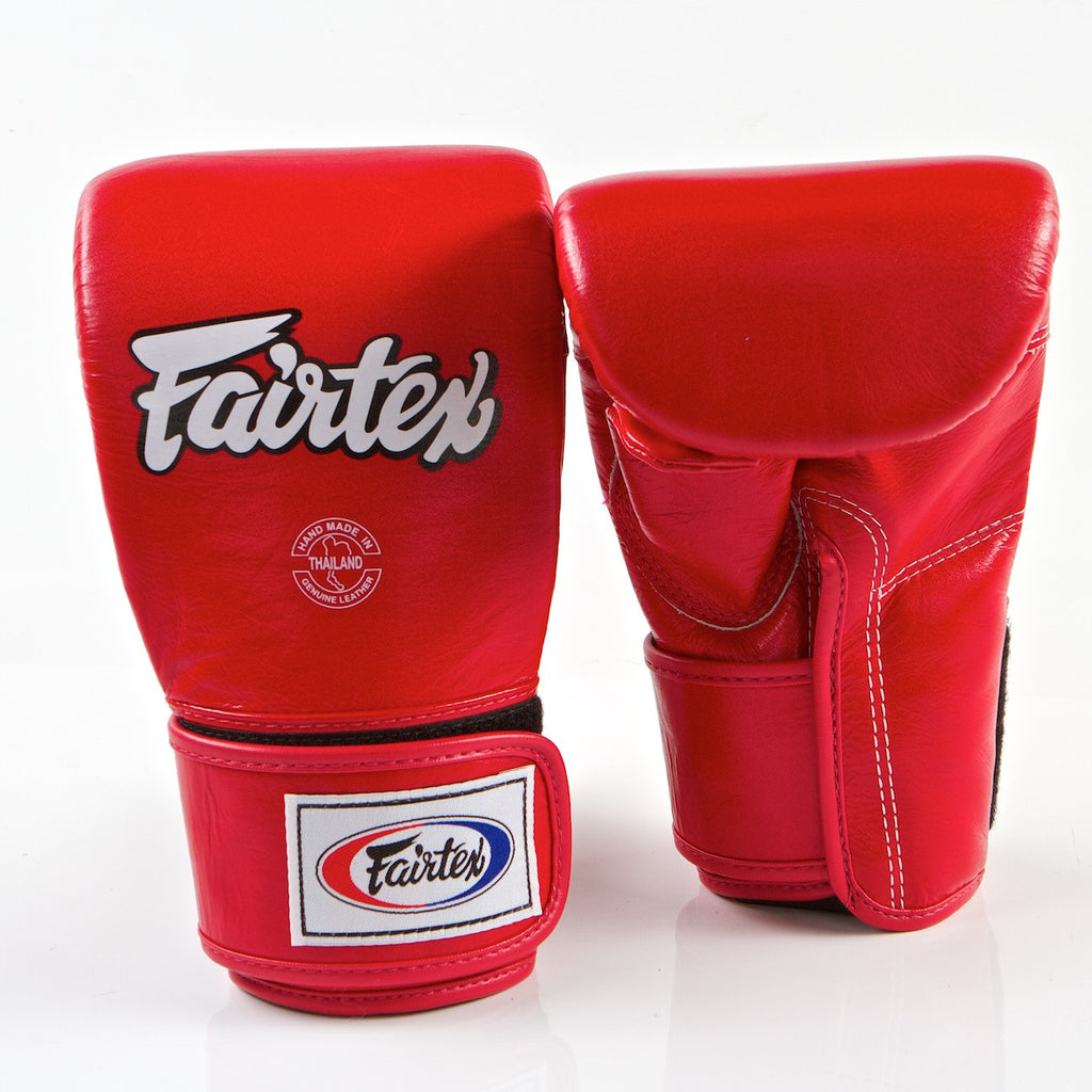 Cross Trainer Bag Gloves - Red