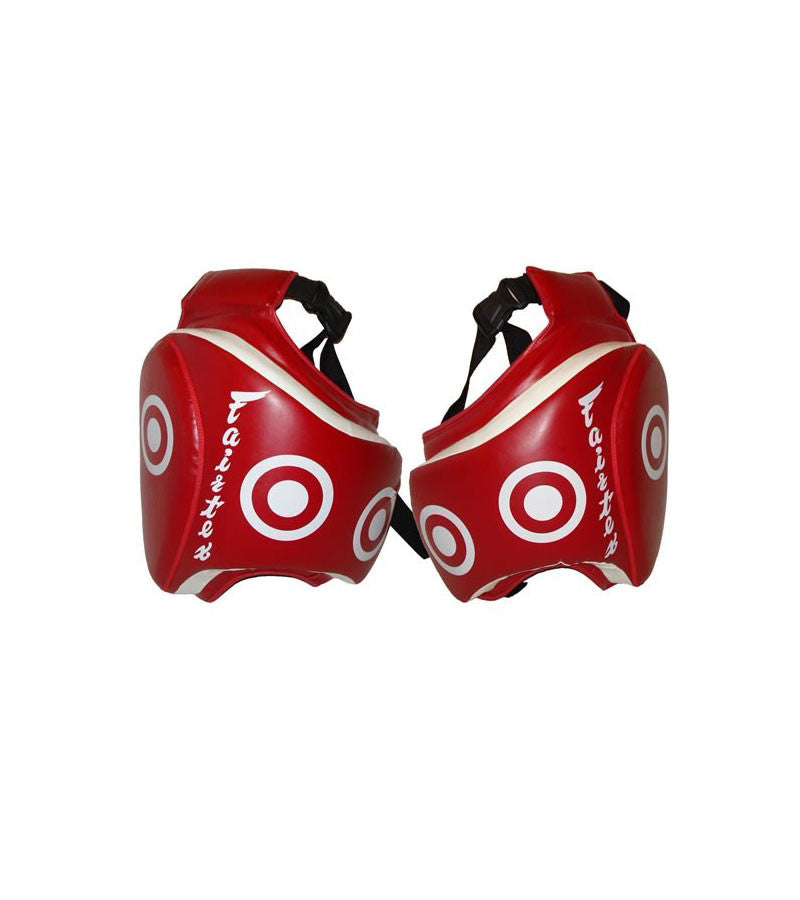 Thigh Pads - Red