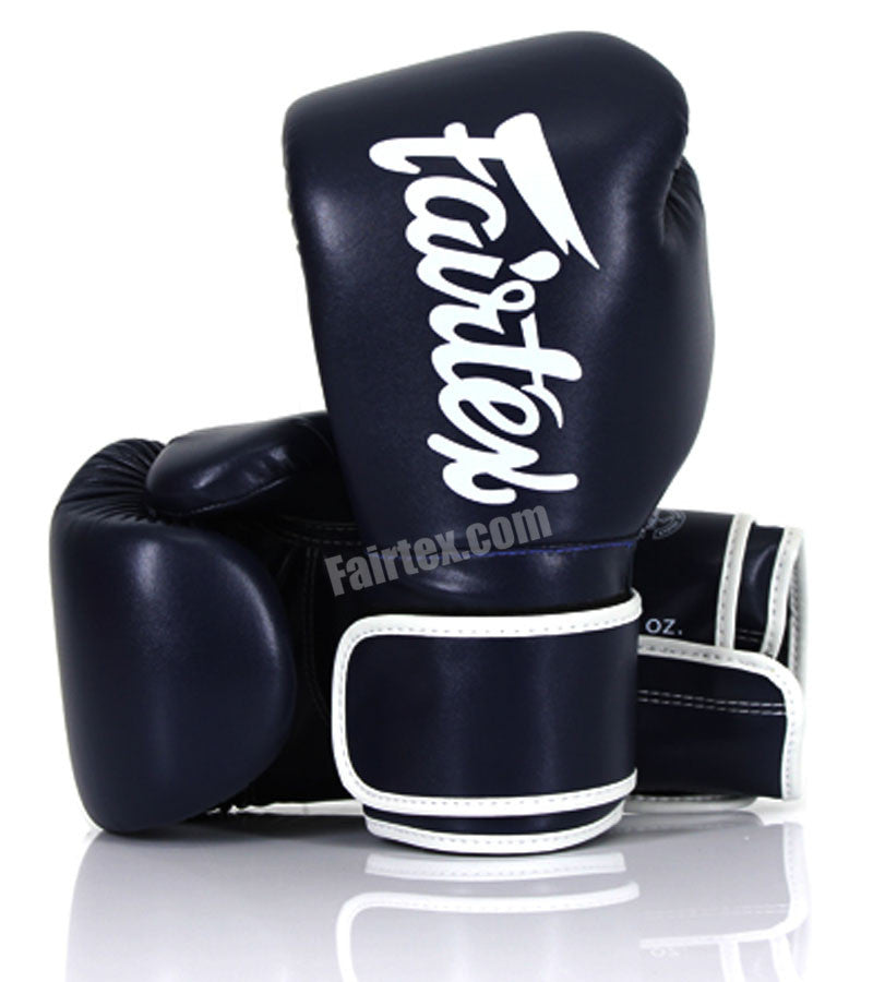 Fairfax Muay Thai Gloves Blue