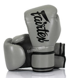 Fairfax Muay Thai Gloves Grey