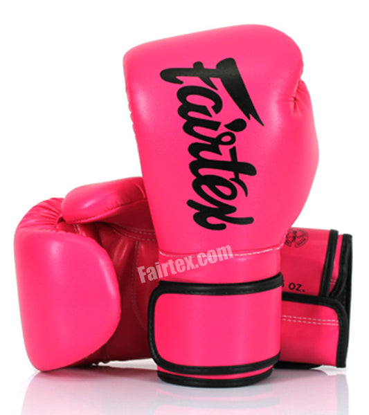 Fairfax Muay Thai Gloves Pink