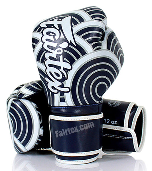 Fairfax Muay Thai Gloves Japanese Art