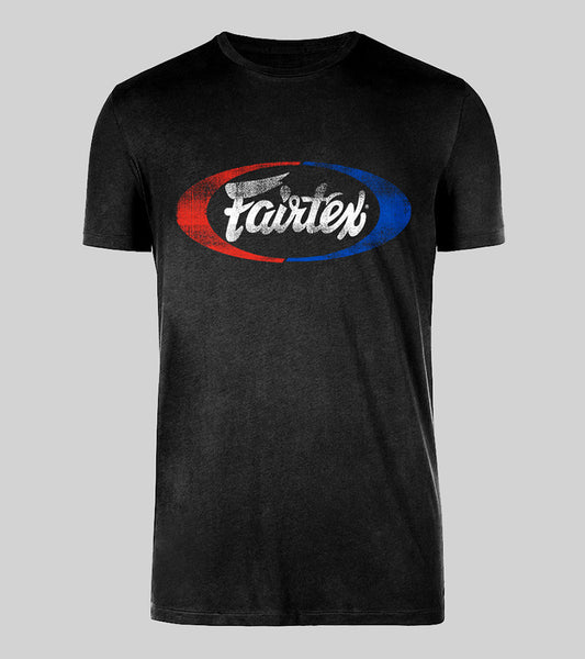 Fairtex Vintage Tee - Black