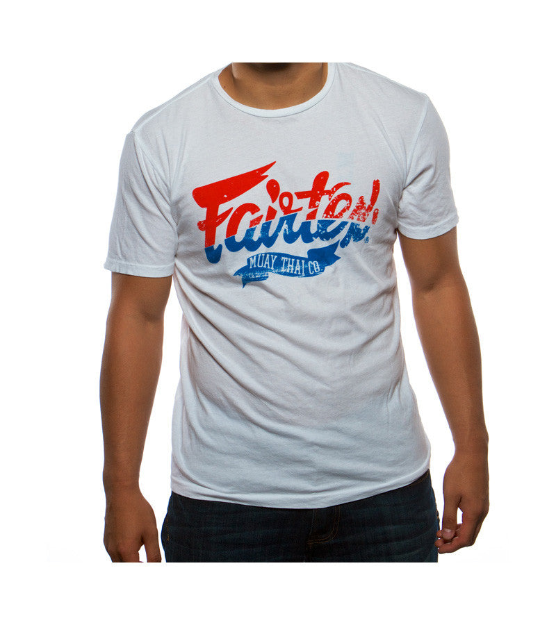 FT2 Fairtex Script Tee - Thai