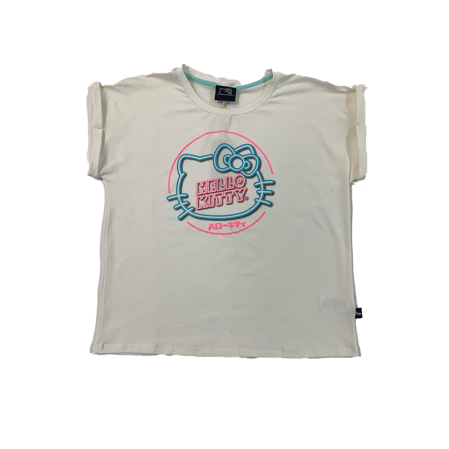 PLAYERA ESTAMPADA HK COLECCION EXCLUSIVA DAMA NEON