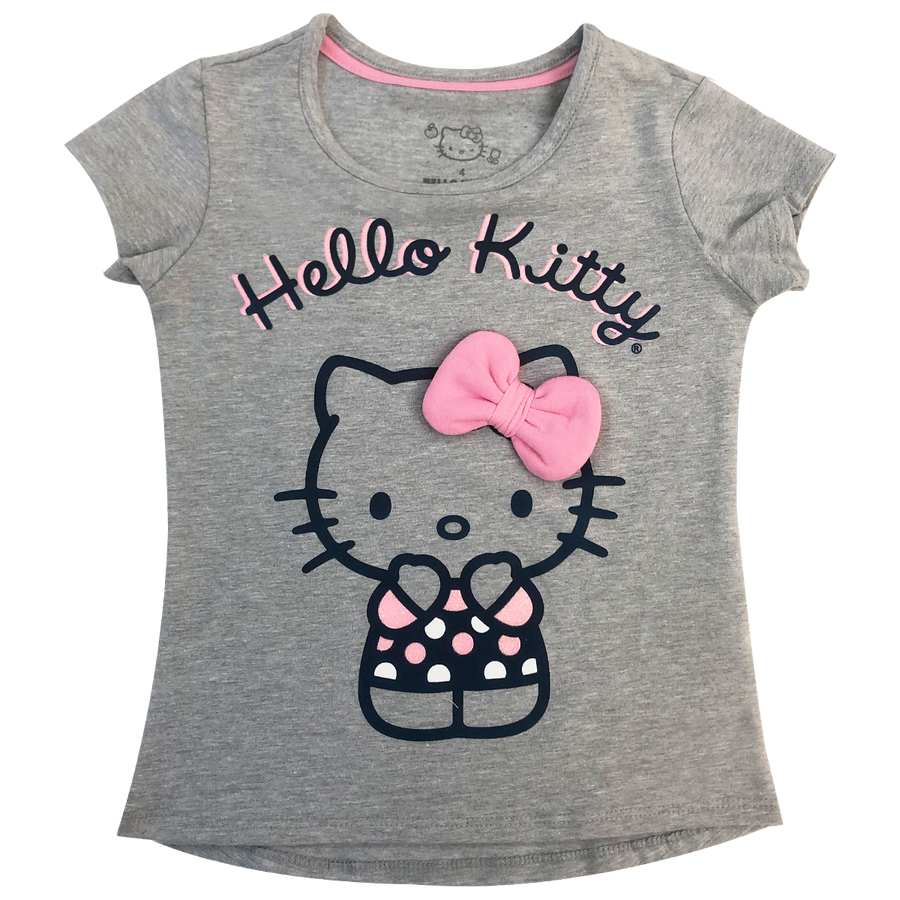 PLAYERA HELLO KITTY