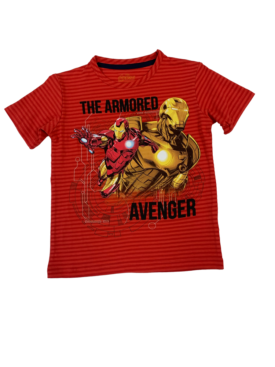 PLAYERA MARVEL