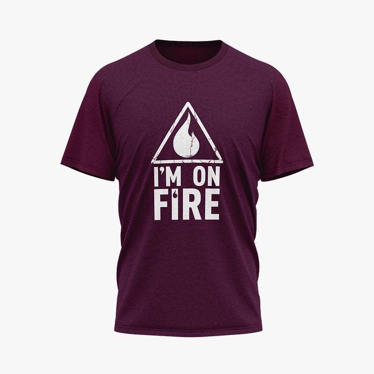 CAMISETA I'M ON FIRE