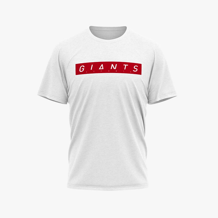 CAMISETA GIANTS ESPORTS BLANCA