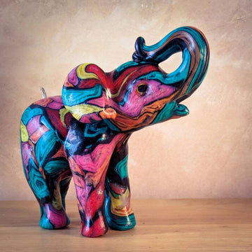 The Elephant - Candle