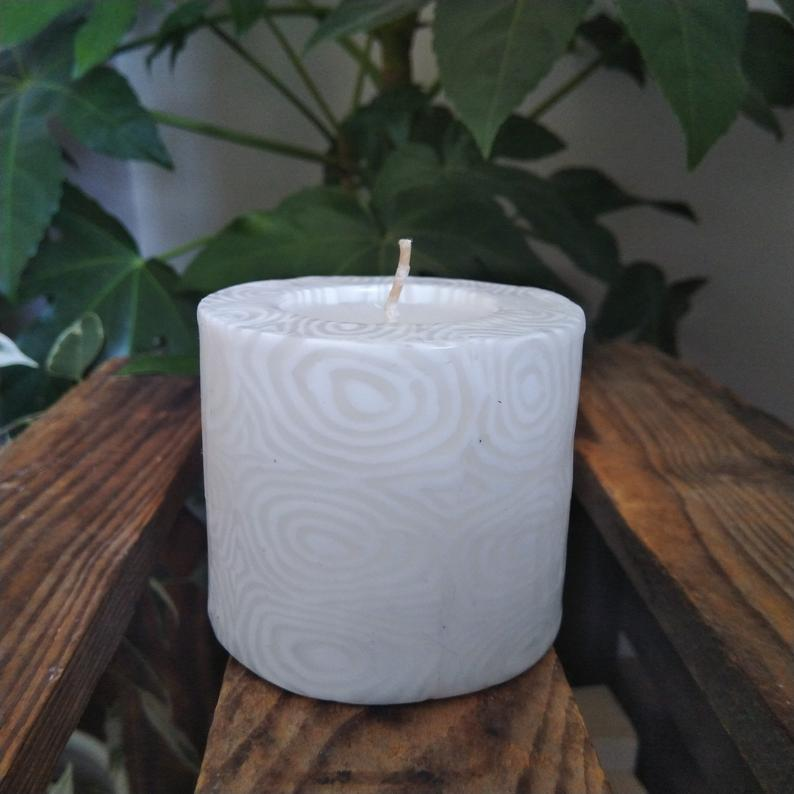 The Mini Pillar Candles